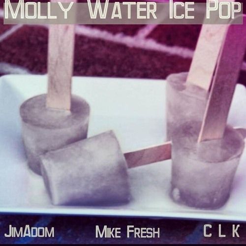 Molly Water Ice Pop