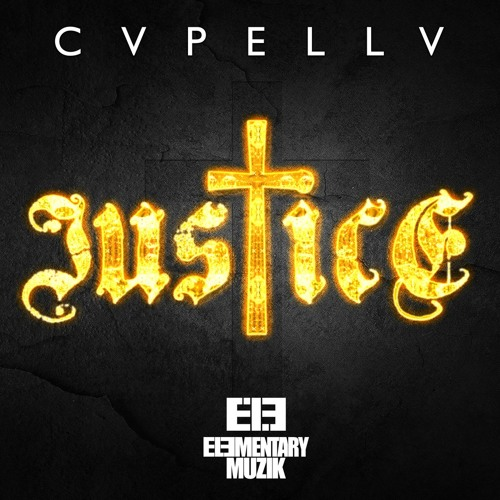 [Forthcoming] CVPELLV - Justice [EP] [2013]