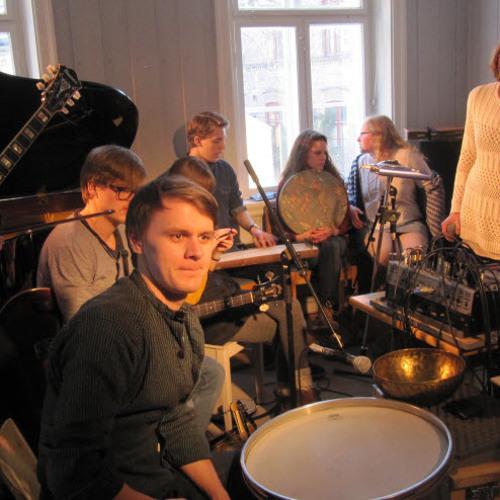ELVERK 813 - NMH-studenter og Stian Omenås på Drivhuset