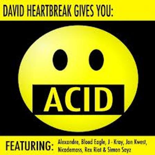 David Heartbreak & Simon Sayz - Acid Youths.(One$hot Remix)