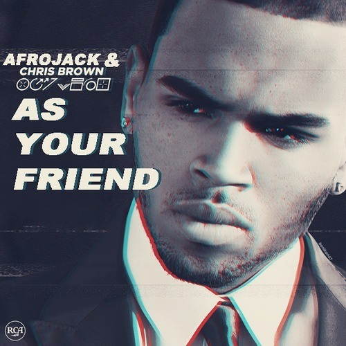 Afrojack feat. Chris Brown - As Your Friend (Saliso Remix)