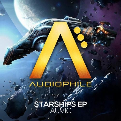 Starships by Auvic