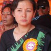 Amrita Thebe's Speech on Limbuwan Sunsari's First Conference in Dharan 22 Feb 2013