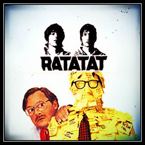 One Motivation (office space) - Ratatat