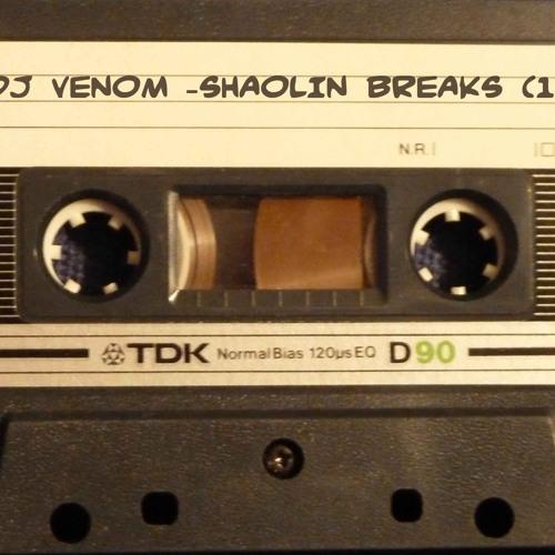 Dj Venom- Shaolin Breaks (1993)