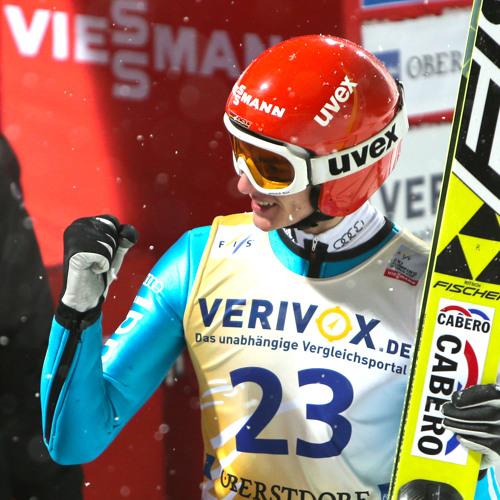 WM in Val di Fiemme: Richard Feitag nach Bronze mit dem Mixed-Team (24.02.2013