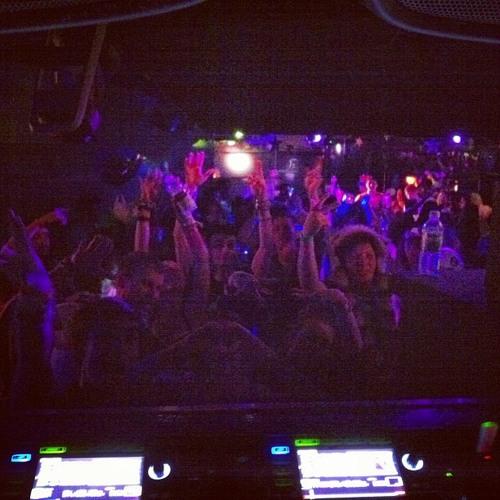 Andski @ Club Rise (Feb 22nd 2013)