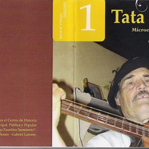 18 - El Tata recuerda, con anécdotas, a algunos artistas locales que él apadrino en sus comienzos.