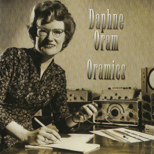 Daphne Oram - Pulse Persephone (1965) from the 2CD Oramics, (Paradigm Discs, PD 21)