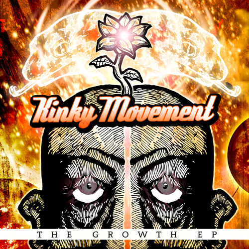 Kinky Movement - Growth EP (DingBat Records)