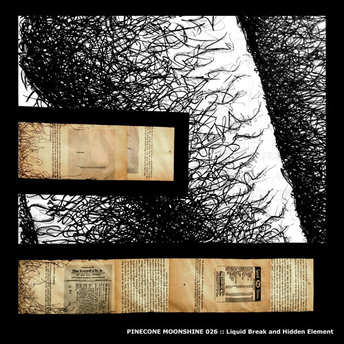Liquid Break & Hidden Element - Outsider Blues [PCMS026]