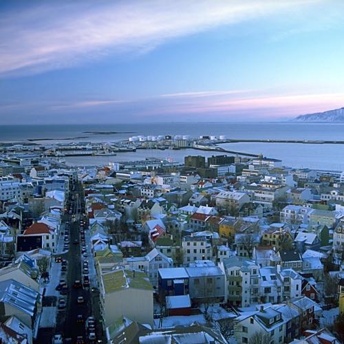 ICELAND 01 - PRAY FOR REYKJAVIK