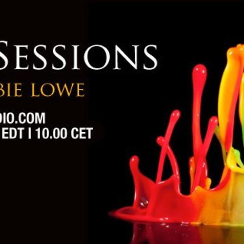 Robbie Lowe - Colour Sessions live mix on House-radio # 001
