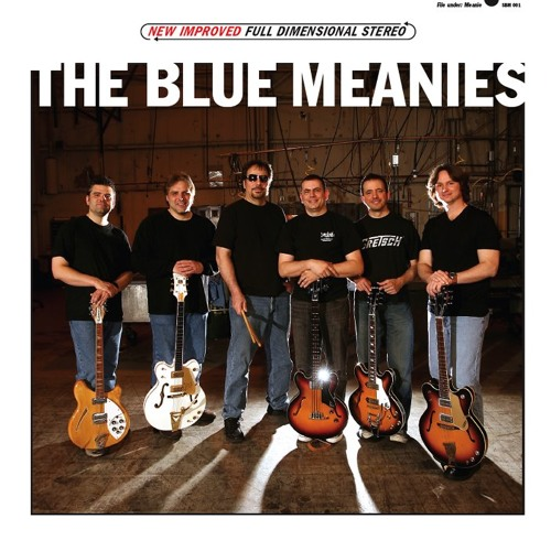 """The Blue Meanies — """"Heart Full of Soul"""""""