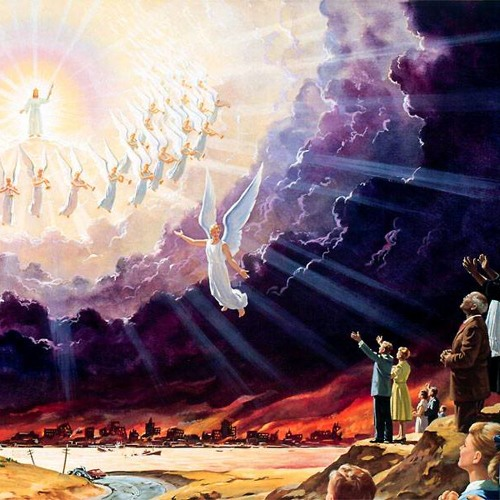 Second coming of christ (just pray}