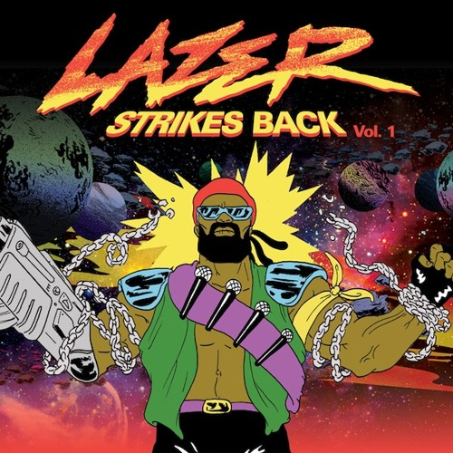 Major Lazer - LAZER STRIKES BACK Vol. 1 (Remix Set). Copyright of this picture by Major Lazer. If there a any copyright infringement, just contact me. Give thanks!