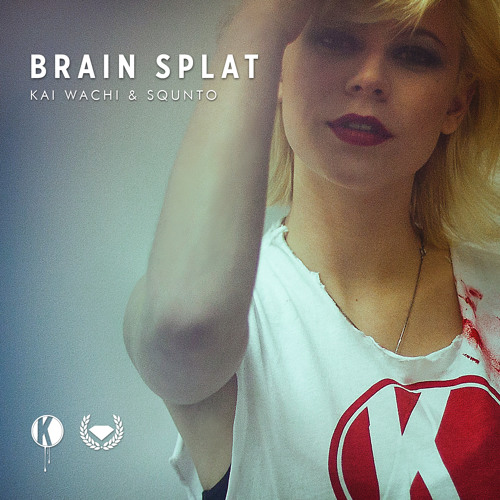 Brain Splat by Kai Wachi & Squnto