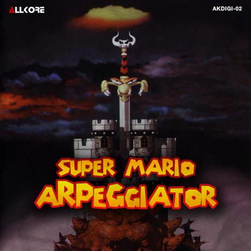AKDIGI-02 - Super Mario aRPeGgiator (Full Album Fade)