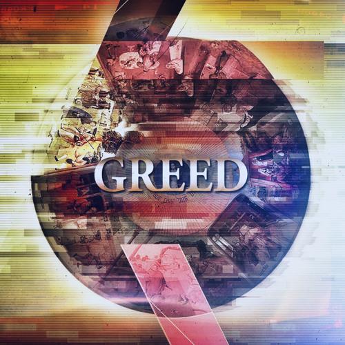 Ghostkick (Feat. Addhawk) - Greed (Album Mix)