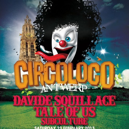 Circoloco after by Dave Copp