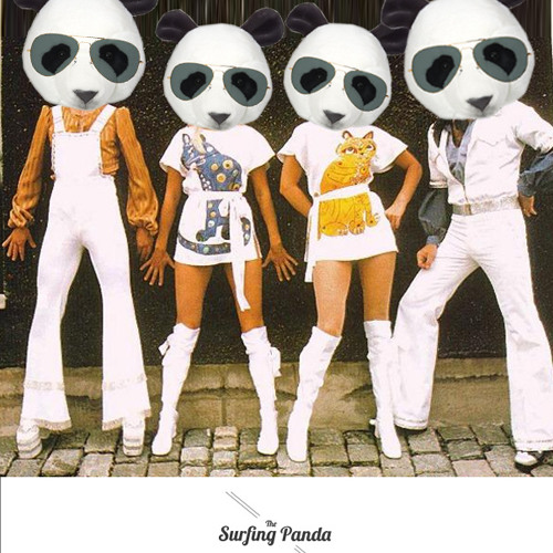 THE SURFING PANDA / ABBA-GOSSIP REMIX