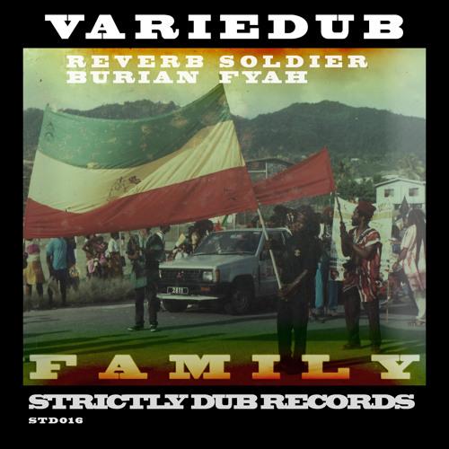 Variedub Ft Burian Fyah_Family _ STD016