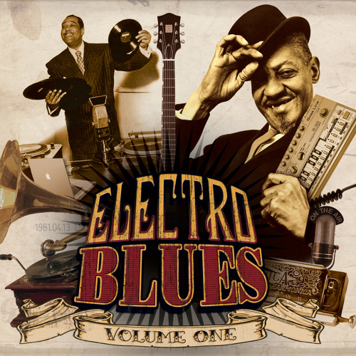 Electro-Blues Vol.1 - CD2 - Minimix **FREE DL**