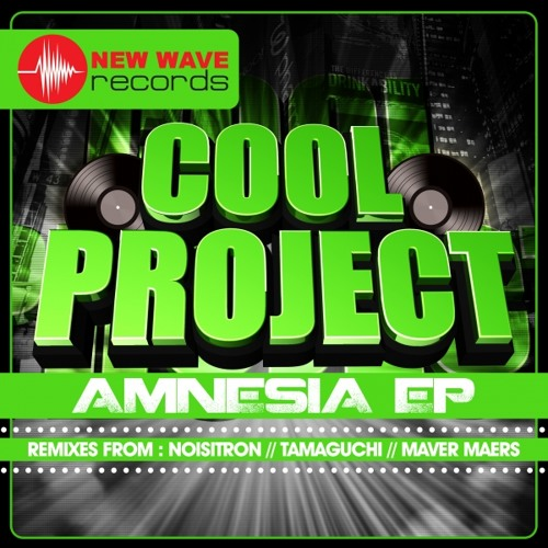 Cool Project - Amnesia (Original Mix) [PREVIEW] *OUT NOW*
