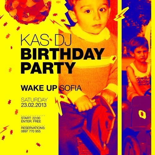 KasDJ & BooGie - live at - Wake Up Sf pt1