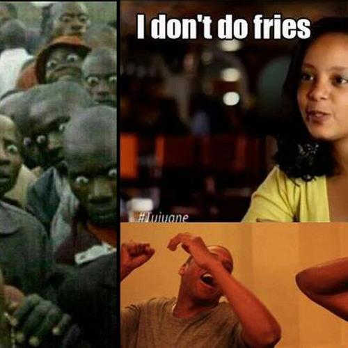 SNL Ft. Susan Mirfat - I don't Do Fries. #Tujuane KTN Edition.