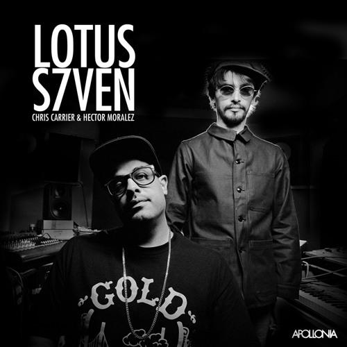 Chris Carrier & Hector Moralez 'Lotus Seven' - 12. Headband