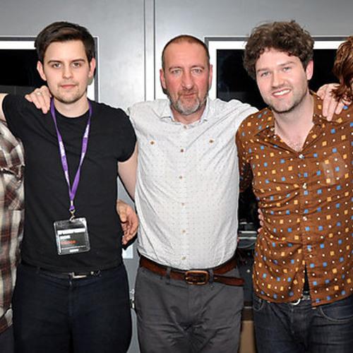 BBC 6 Music Post Marc Riley Session 21.02.2013