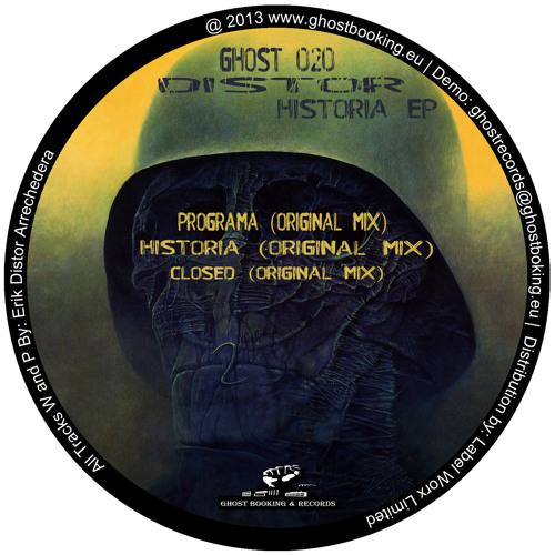 [Ghost020] Distor - Closed (Original Mix)
