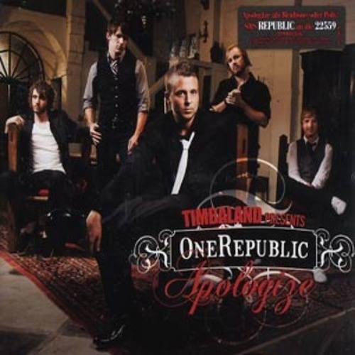 OneRepublic feat Timbaland - Apologize(Jeff Valle Remix)......DOWNLOAD......