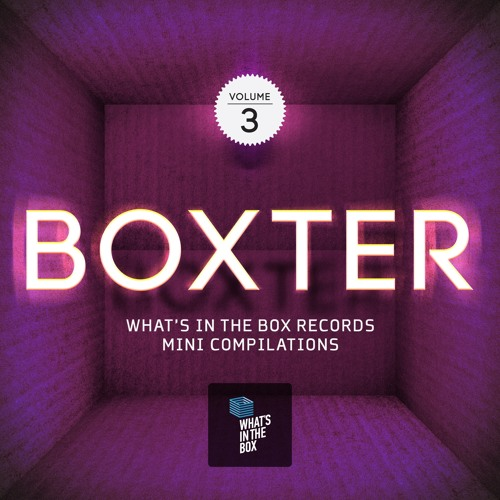 WITB007 VARIOUS ARTISTS — BOXTER 3   OUT NOW ON BEATPORT!