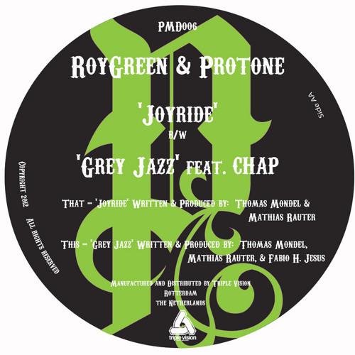 RoyGreen & Protone & Chap - Gray Jazz (Prestige Music)