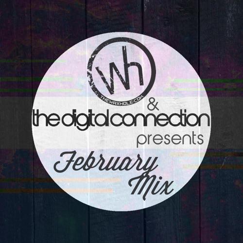 WAXHOLE February Mix - The Digital Connection