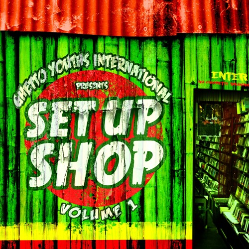 SETUP SHOP COMPILATION MIX by DJ JAZZY T