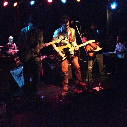 Lord Have Mercy - Live at Club Cafe 2-22-13