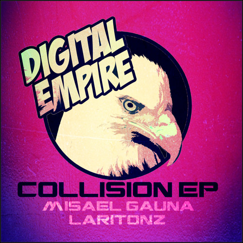 DER0014: Misael Gauna & Laritonz - Collision EP CHART ON SATELLITE EDM