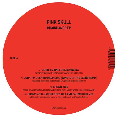 Pink Skull - Brown Acid [Jacques Renault & Das Moth Remix]