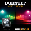 Dubstep Micro Elements 2 for Logic Pro
