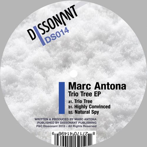 Marc Antona - Natural Spy (Dissonant)