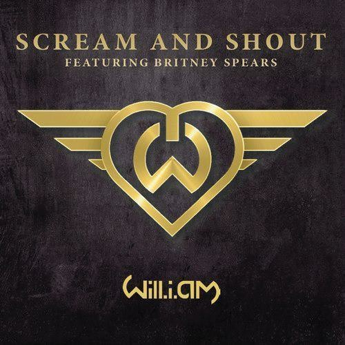Will I Am& Britney Spears- Scream & Shout (Poliakof Brothers Re-Edit) [Read description]