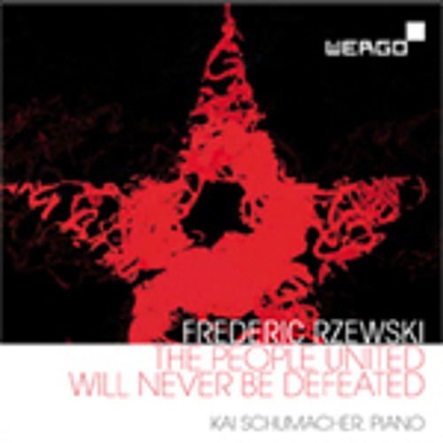 Rzewski - The people united will never be defeated (Cadenza)