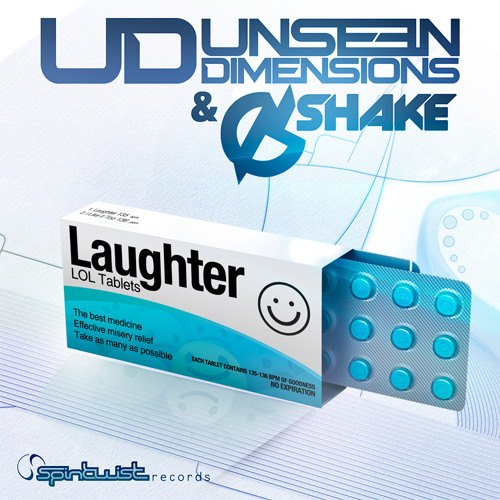 Shake & Unseen Dimensions - Laughter