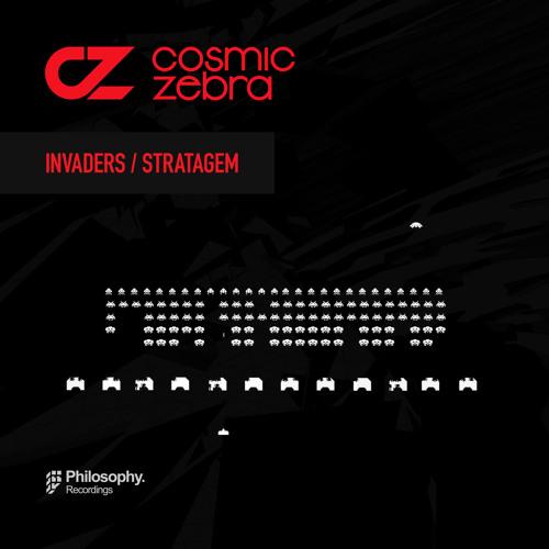 Cosmic Zebra - Invaders (Teaser)
