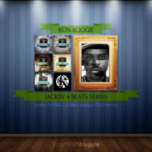 Kon Boogie - Jackin' 4 Beats (Complete Series)