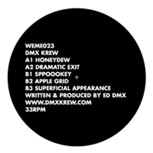 WeMe023 DMX Krew Mix