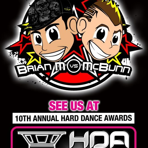 Brian M Vs McBunn Hard Dance Awards 2013 Promo Mix ** FREE DOWNLOAD **